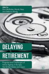 Omslag - Delaying Retirement 2016