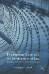 Omslag - The Supreme Court and the Development of Law 2017