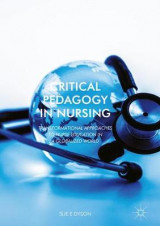 Omslag - Critical Pedagogy in Nursing