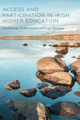 Omslag - Access and Participation in Irish Higher Education