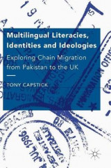 Omslag - Multilingual Literacies, Identities and Ideologies 2017