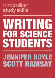 Writing for Science Students av Jennifer Boyle (Heftet)