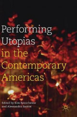 Omslag - Performing Utopias in the Contemporary Americas 2017