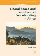 Omslag - Liberal Peace and Post-Conflict Peacebuilding in Africa