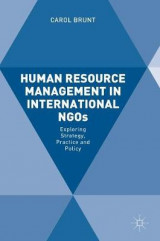 Omslag - Human Resource Management in International NGOs 2017