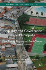 Omslag - Inequality and Governance in the Metropolis 2016