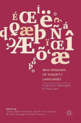 Omslag - New Speakers of Minority Languages