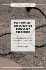 Omslag - Post-Conflict Education for Democracy and Reform