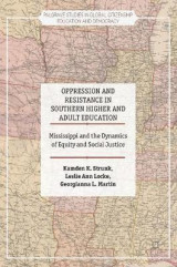 Omslag - Oppression and Resistance in Southern Higher and Adult Education