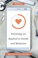 Omslag - Sociology as Applied to Health and Medicine