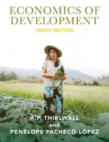 Economics of Development av A. P. Thirlwall og Penelope Pacheco-Lopez (Heftet)