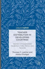 Omslag - Teacher Distribution in Developing Countries