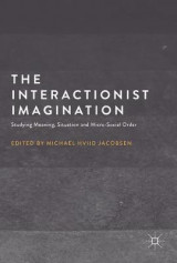 Omslag - The Interactionist Imagination