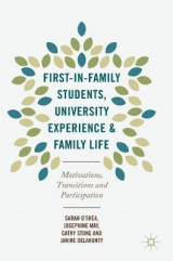 Omslag - First-in-Family Students, University Experience and Family Life 2017