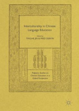 Omslag - Interculturality in Chinese Language Education
