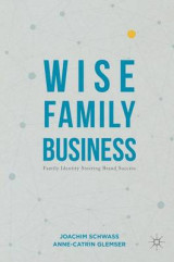 Omslag - Wise Family Business 2016