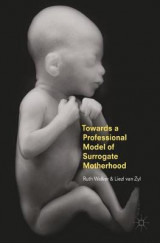 Omslag - Towards a Professional Model of Surrogate Motherhood