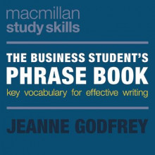 The Business Student's Phrase Book av Jeanne Godfrey (Heftet)