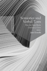 Omslag - Semiotics and Verbal Texts 2017