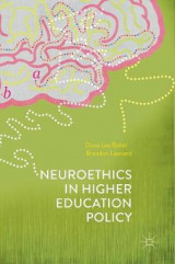 Omslag - Neuroethics in Higher Education Policy