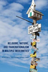 Omslag - Religions, Nations, and Transnationalism in Multiple Modernities 2017