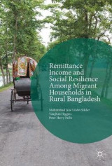 Omslag - Remittance Income and Social Resilience among Migrant Households in Rural Bangladesh