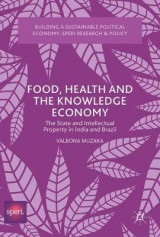 Omslag - Food, Health and the Knowledge Economy