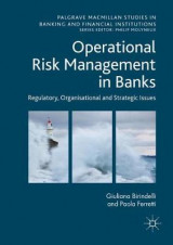 Omslag - Operational Risk Management in Banks