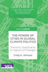 Omslag - The Power of Cities in Global Climate Politics