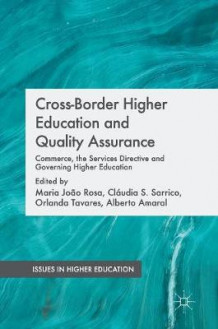 Cross-Border Higher Education and Quality Assurance 2016 (Innbundet)