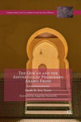 Omslag - The Qur'an and the Aesthetics of Premodern Arabic Prose 2016