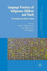 Omslag - Language Practices of Indigenous Children and Youth