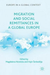 Omslag - Migration and Social Remittances in a Global Europe 2017