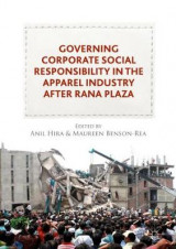 Omslag - Governing Corporate Social Responsibility in the Apparel Industry after Rana Plaza