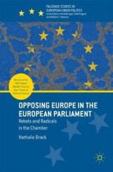 Omslag - Opposing Europe in the European Parliament