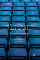 Omslag - Sport Policy Systems and Sport Federations 2017