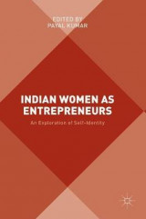 Omslag - Indian Women as Entrepreneurs 2016
