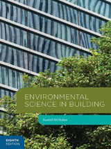 Omslag - Environmental Science in Building