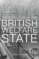 Omslag - The Evolution of the British Welfare State
