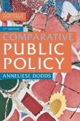 Omslag - Comparative Public Policy