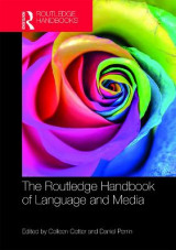 Omslag - The Routledge Handbook of Language and Media