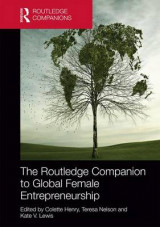 Omslag - The Routledge Companion to Global Female Entrepreneurship