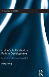 Omslag - China's Authoritarian Path to Development