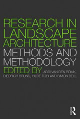 Omslag - Research in Landscape Architecture