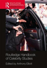 Omslag - Routledge Handbook of Celebrity Studies