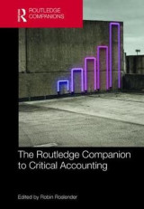Omslag - The Routledge Companion to Critical Accounting