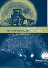 Omslag - Geotechnical Aspects of Underground Construction in Soft Ground