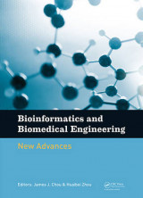 Omslag - Bioinformatics and Biomedical Engineering: New Advances