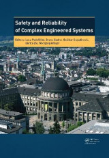 Omslag - Safety and Reliability of Complex Engineered Systems