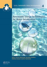 Omslag - Renewable Energy Technologies for Water Desalination